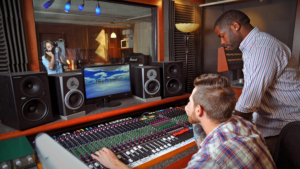 Tulsa Recording Studio - BlueHouse Media